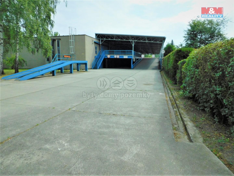 Prodej, garáž, 17 m², Ostrava, ul. U Kotelny