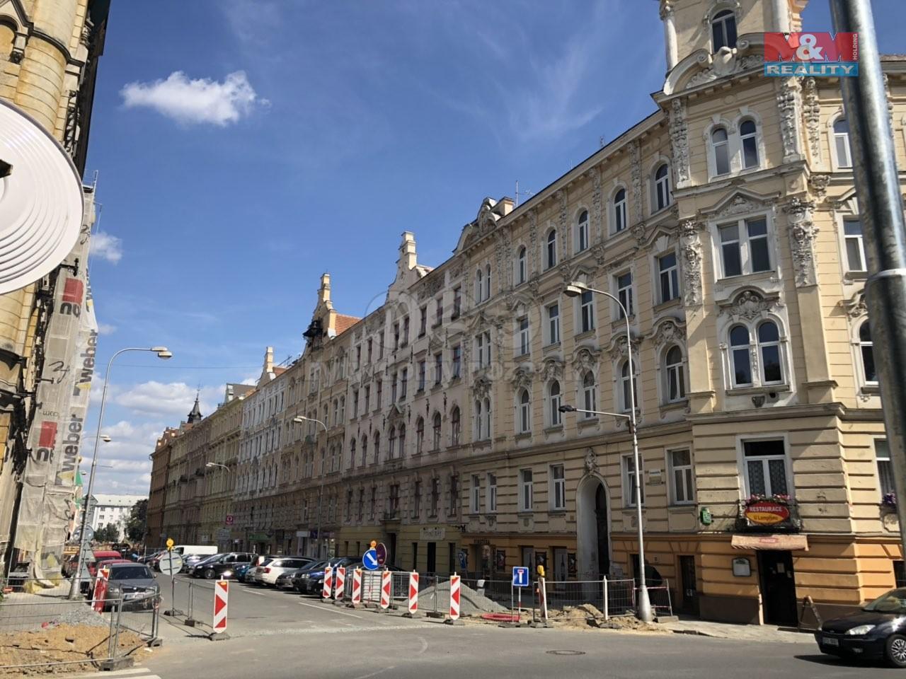 Prodej, byt 2+1, Olomouc, ul. Komenského