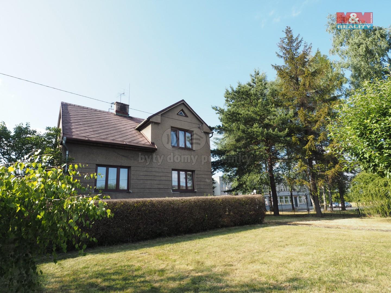 (Prodej, rodinný dům 4+1, 150 m2, Petřvald, ul. Ostravská), foto 1/8