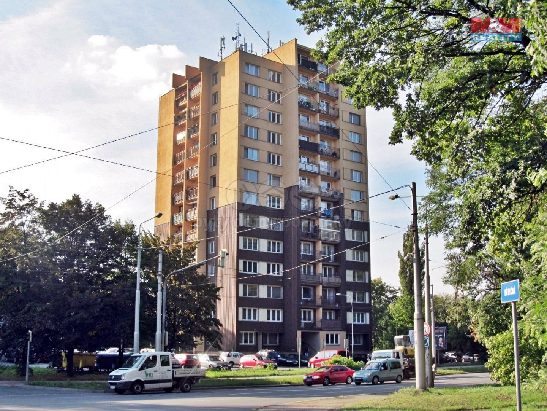 Pronájem, byt 1+kk, 28 m2, Ostrava, ul. Bohumínská