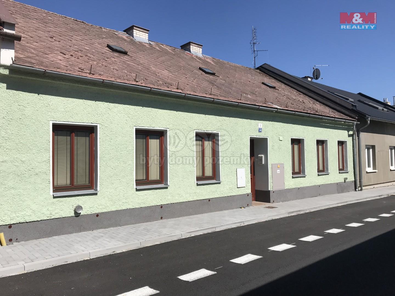 Pronájem, byt 2+kk, Šternberk, ul. Balcárkova