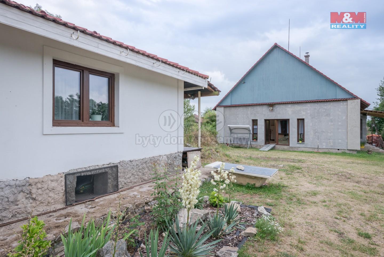 Prodej, rodinný dům, 2029 m², Čestín (Prodej, rodinný dům, 2029 m², Čestín, okr.Benešov), foto 1/22