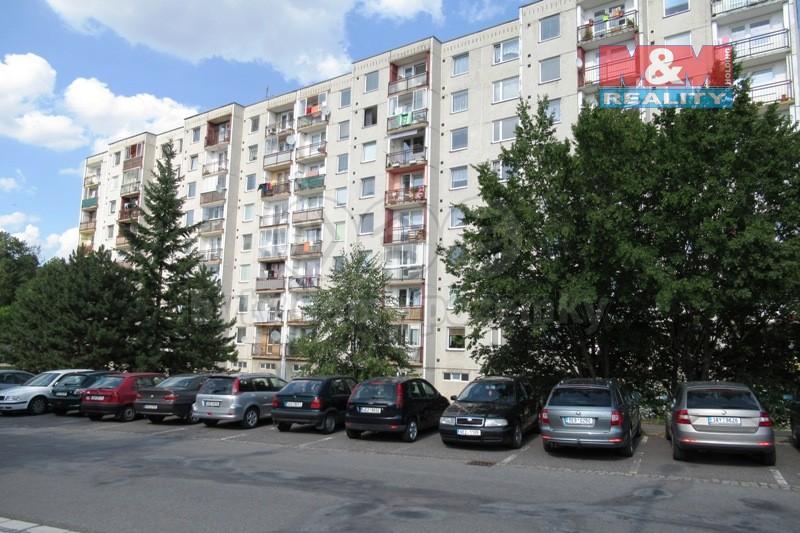 Prodej, byt 1+1, 46 m2, Chrudim, ul. Na Šancích