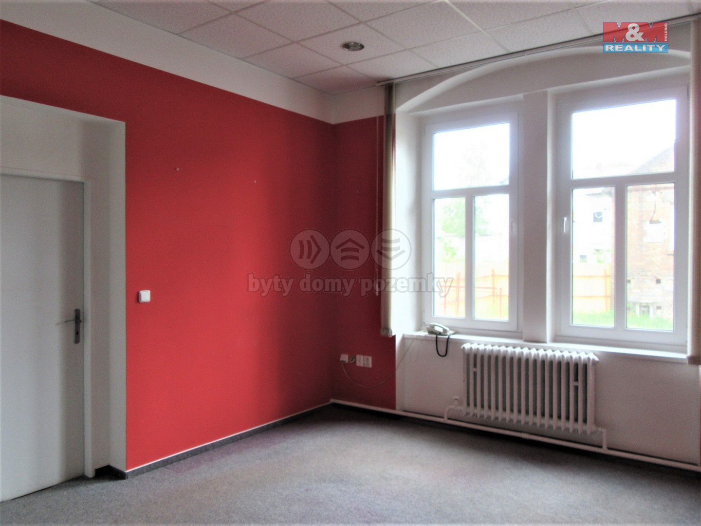 Pronájem, kancelář, 60 m2, Česká Lípa, ul. U Katovny