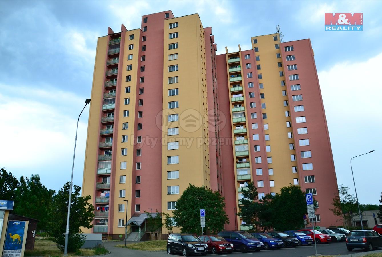 Pronájem, byt 1+kk, Ostrava, ul. Gen. Píky