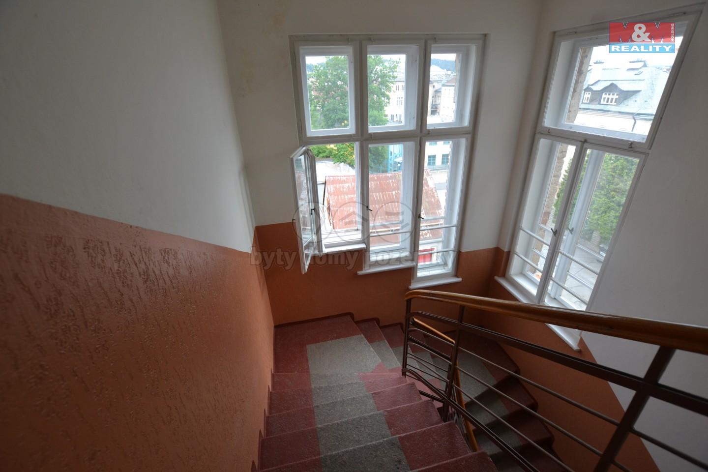 společné prostory v domě