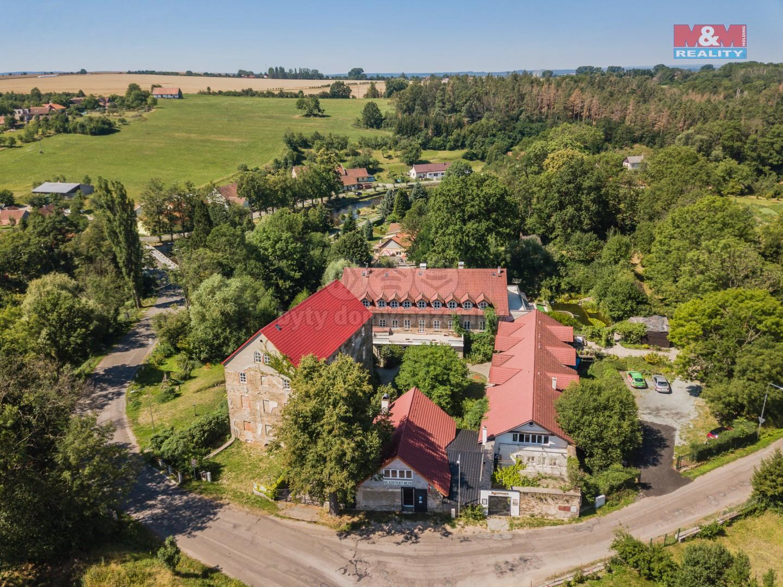 Prodej, ubytovací areál, Ronov nad Doubravou - Mladotice