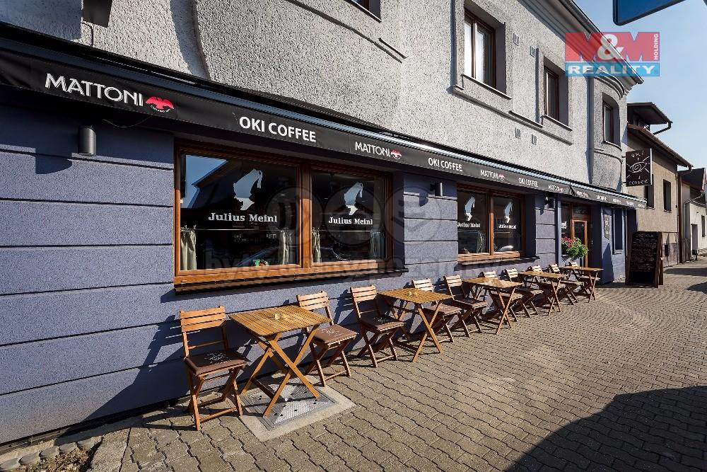Pronájem, restaurace, 180 m², Ostrava, ul. Třebovická