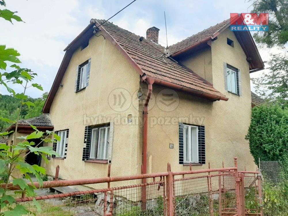 Prodej, rodinný dům 5+1, Poličná