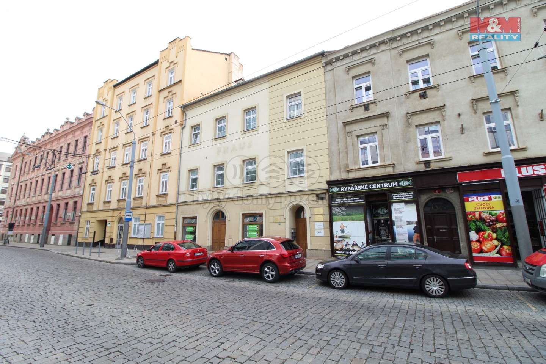 (Pronájem, obchod a služby, 245 m², Plzeň, ul. Goethova), foto 1/11