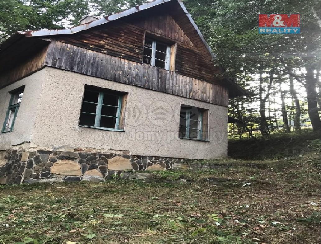 Prodej, chata, 477 m², Rusava