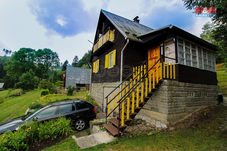 Prodej, chata, 394 m2, Trojanovice, Pod bílou horou