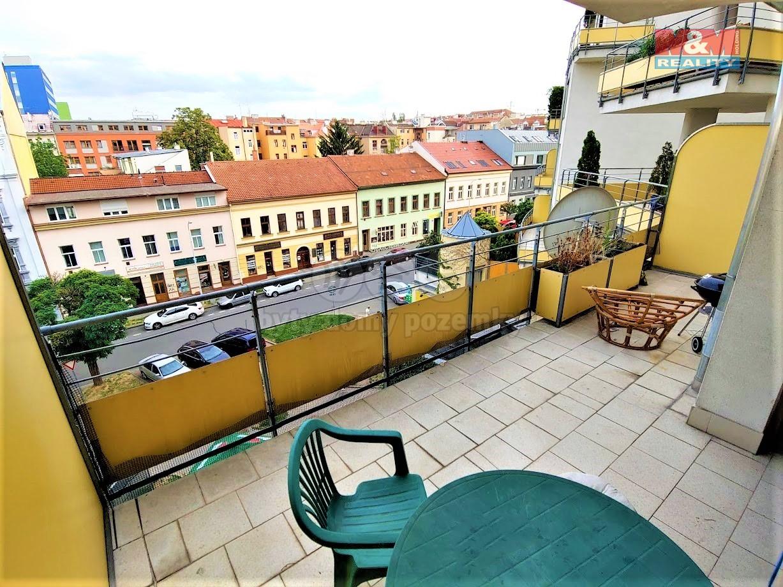 Prodej, byt 2+kk, 88 m2, Brno, ul. Hrnčířská