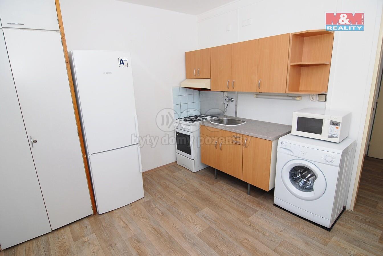 Pronájem, byt 1+1, 36 m2, Ostrava, ul. Ahepjukova