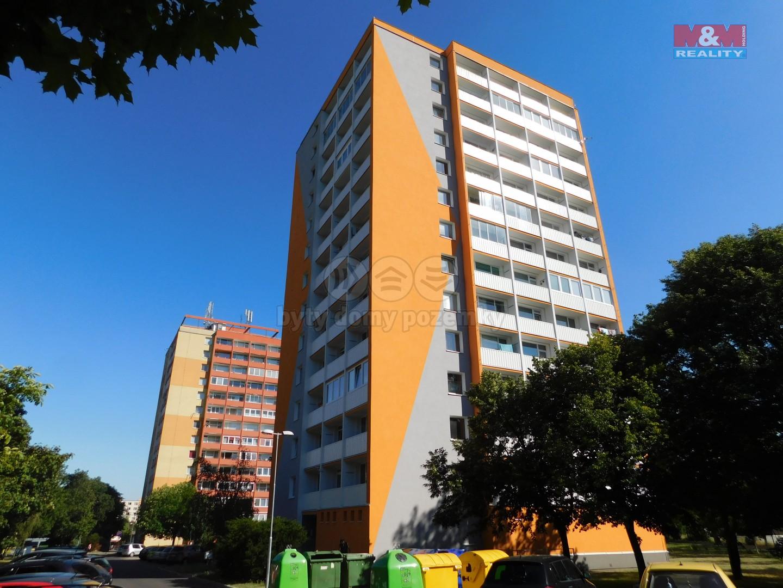 Prodej, byt 3+1, 70 m2, OV, Chomutov, ul. Seifertova