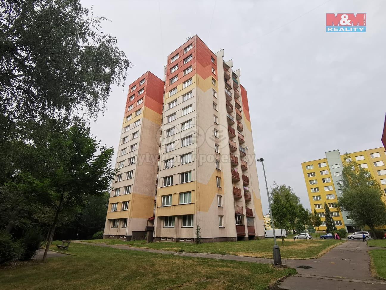 Prodej, byt 1+1, 48 m², Český Těšín, ul. Hornická