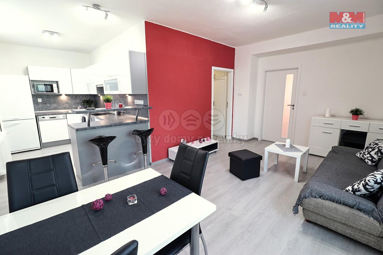 Prodej, byt 2+kk, Ostrava, ul. Krasnoarmejců