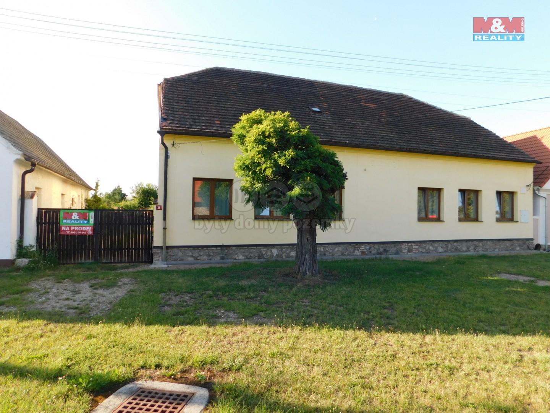 Prodej, chalupa, 230 m², Zvíkovec