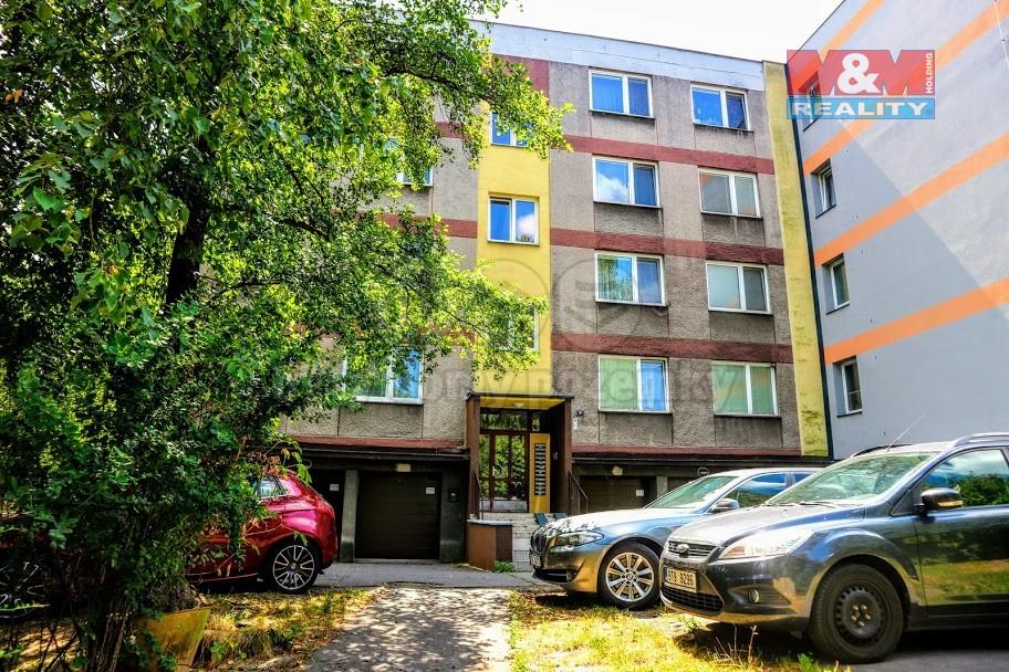 Pronájem, byt 1+1, Ostrava, ul. Staňkova