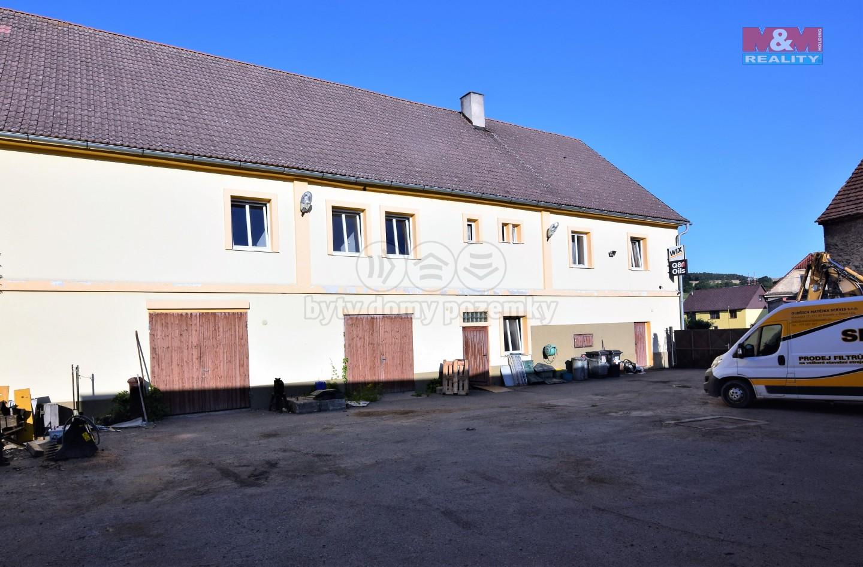 Prodej, obchod a služby, 1024m2, Kravaře, ul. Ronovská