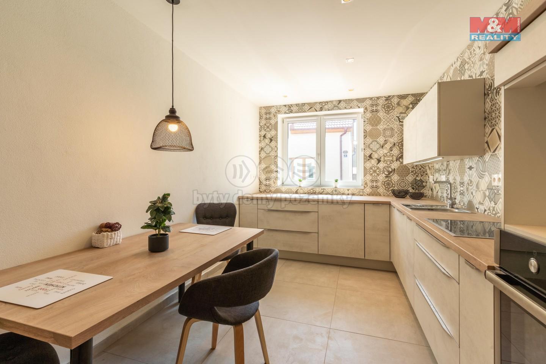 Prodej, rodinný dům 4+1, 528 m2, Rokycany, ul. Tylova