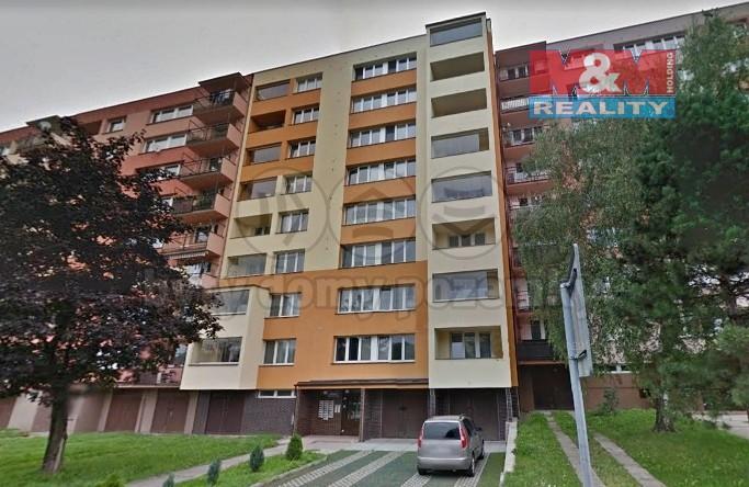 Pronájem, byt 1+1, 39 m2, Ostrava, ul. Ahepjukova