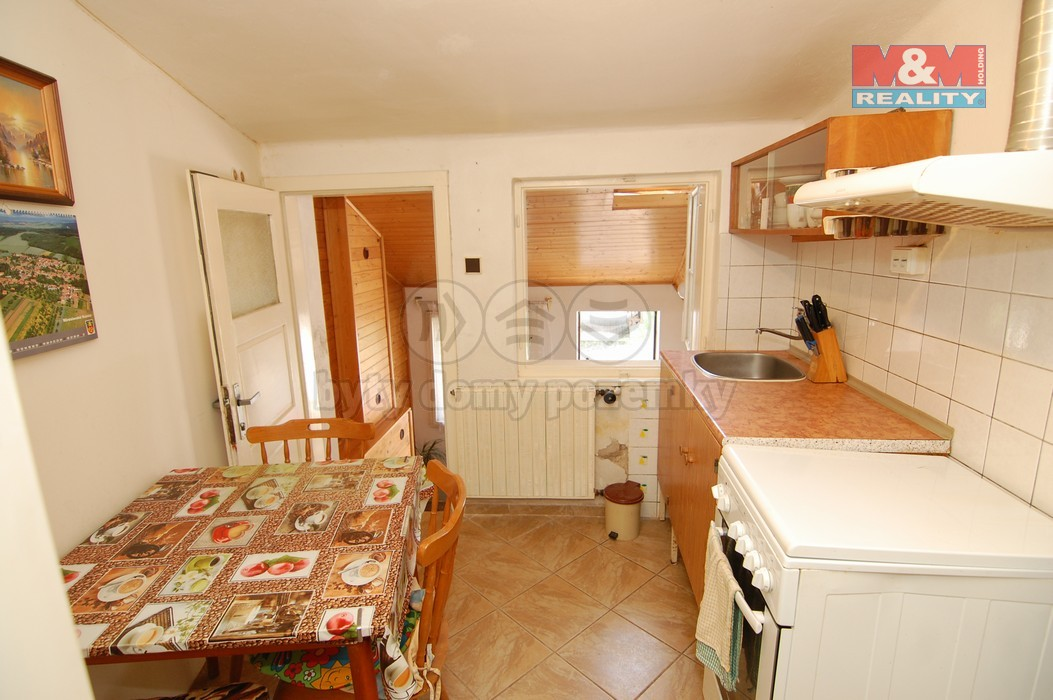Kuchyň v meziposchodí