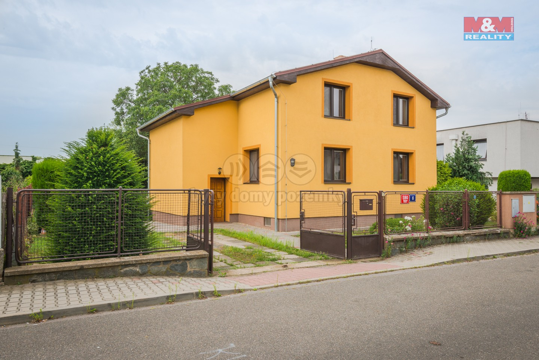 Prodej, rodinný dům, 859 m2, Praha 4 - Kunratice