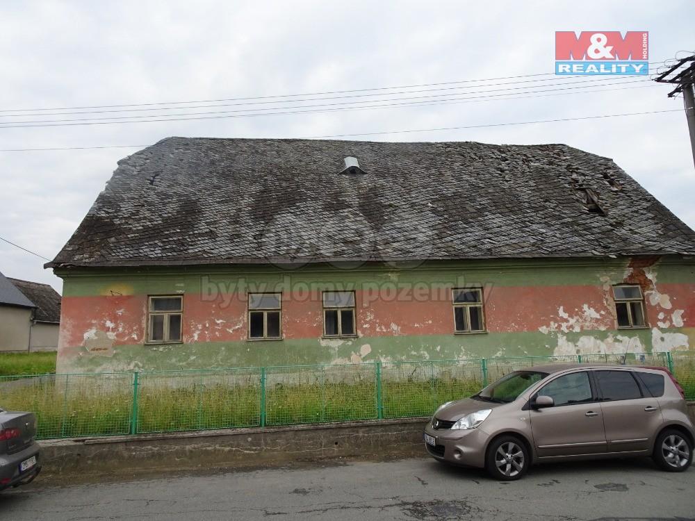 Prodej, rodinný dům, 1618 m², Kolšov