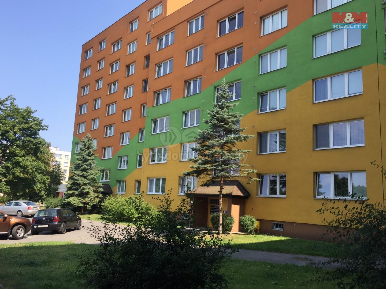 Pronájem, byt 3+1, 72 m², Ostrava, ul. Františka Lýska