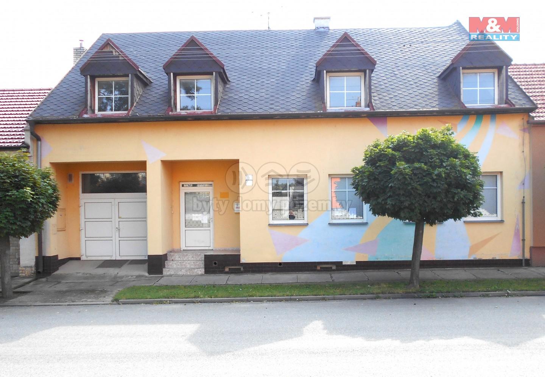 Prodej, rodinný dům, Podivín