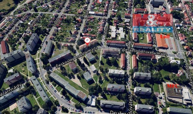 Prodej, byt 2+1, 56 m2, Hlinsko, ul. Čechova