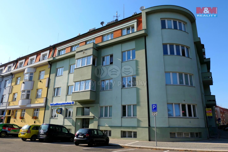 Pronájem, byt 2+1, Hradec Králové, ul. Nerudova