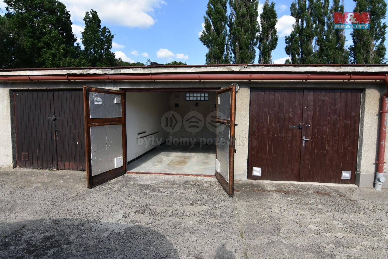 Prodej, garáž, Liberec, 19 m2, ul. Rychtářská
