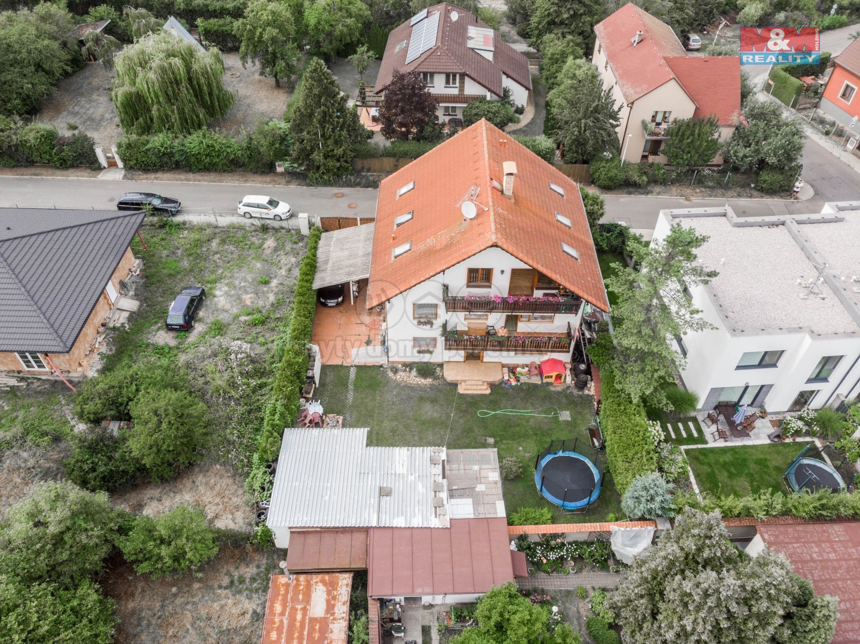 Prodej, nájemní dům, 349 m², Praha, ul. Minerální