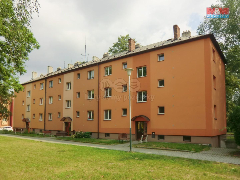 Prodej, byt 2+1, 45 m², Ostrava, ul. Stavbařů