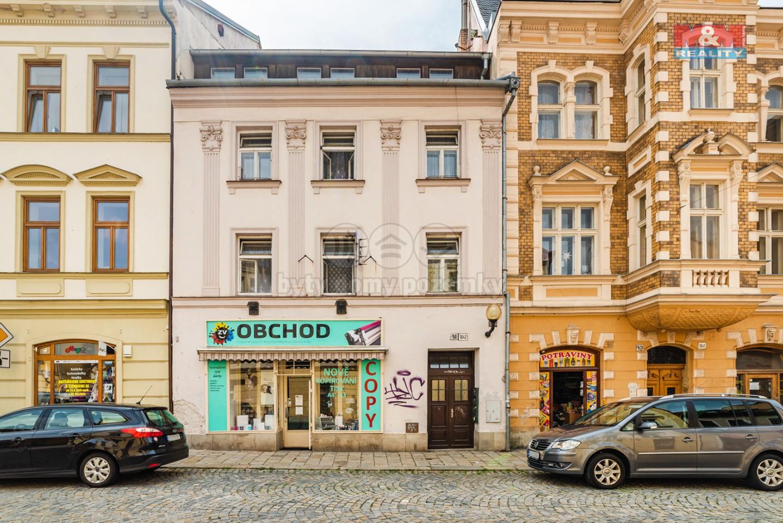 Prodej, rodinný dům, Jihlava, ul. Palackého