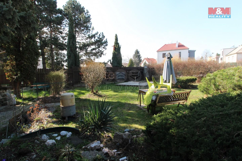 Prodej, stavební parcela, 426 m², Praha 5 - Stodůlky