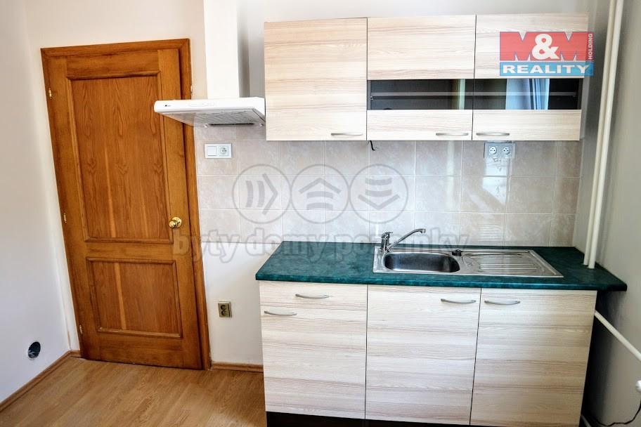 Pronájem, byt 1+1, Ostrava, ul. Šalounova