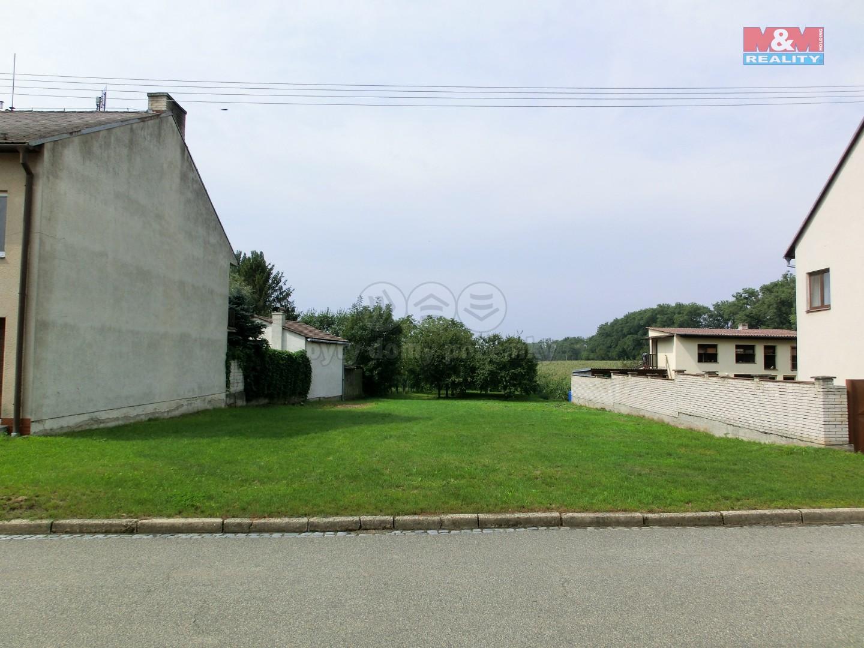 Prodej, stavební pozemek, 1079 m2, Kurovice