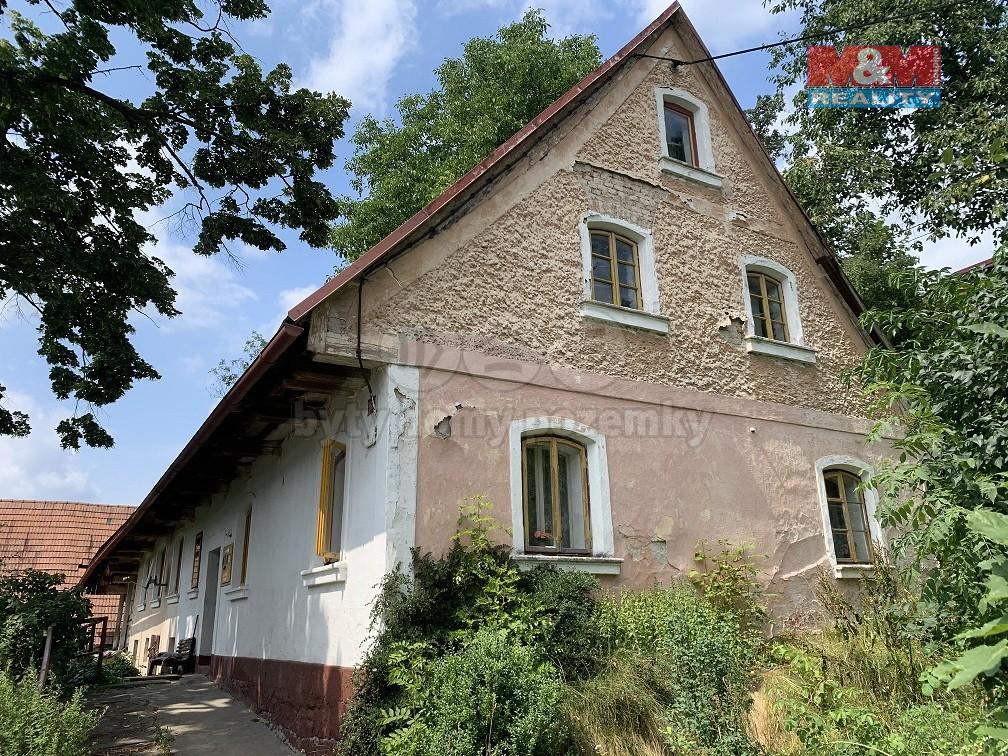 Prodej, chalupa, 179 m², Bezděkov nad Metují