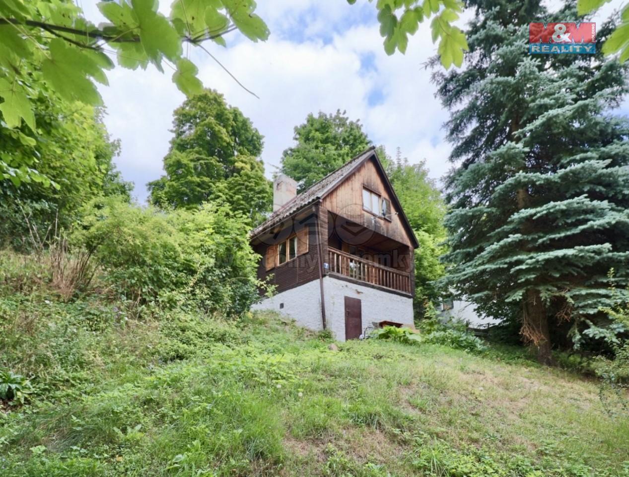 Prodej, chata, 577 m², Perštejn - Rájov
