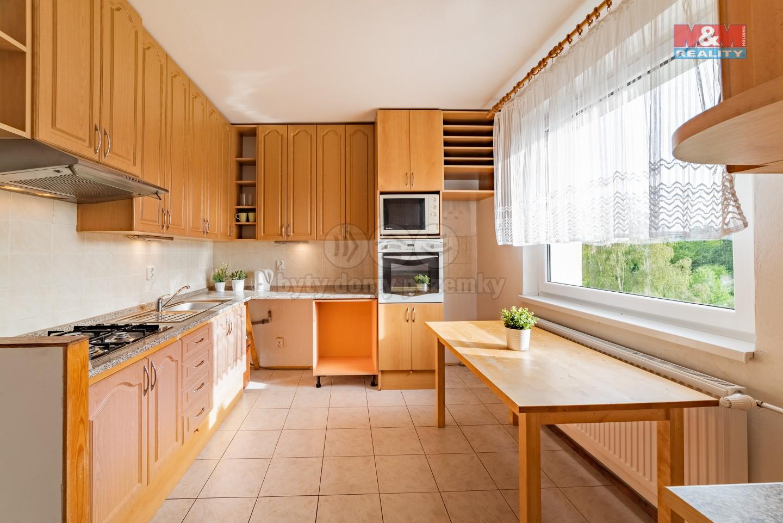 Prodej, byt 4+1, 88 m², DV, Chomutov, ul. Hutnická