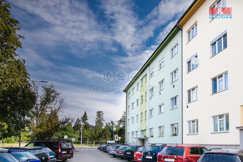Prodej, byt 2+1, 66 m2, Hradec Králové, ul. Bratří Čapků
