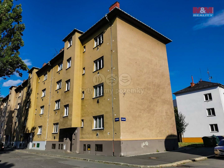 Prodej, byt 1+1, Ostrava, ul. Newtonova