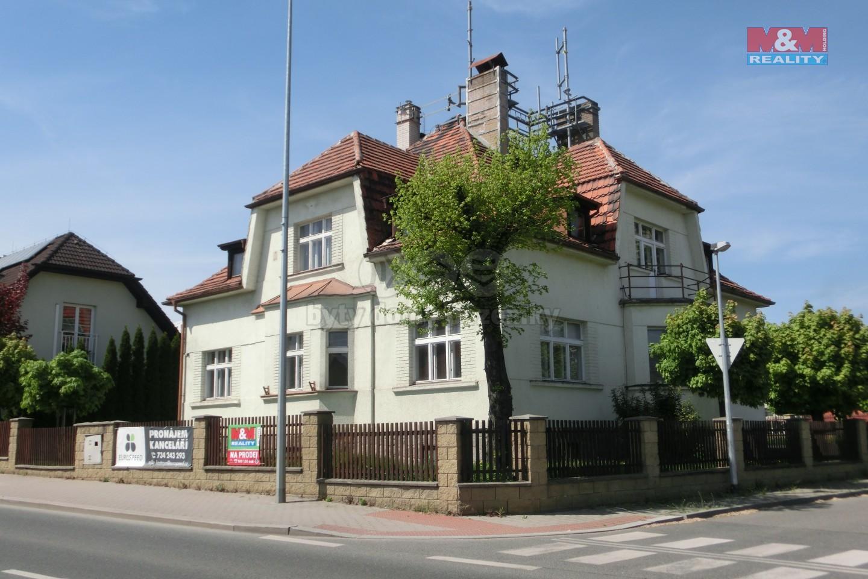Prodej, rodinný dům, 676 m², Praha, ul. Ústřední