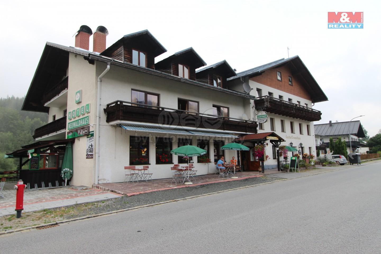 (Prodej, hotel, 1596 m², Bavorská Železná Ruda), foto 1/32