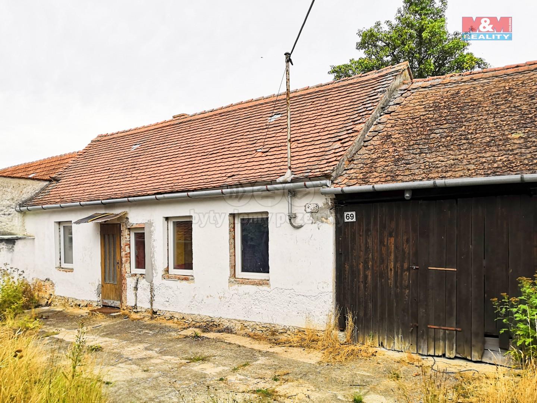 Prodej, rodinný dům, 65 m², Újezd