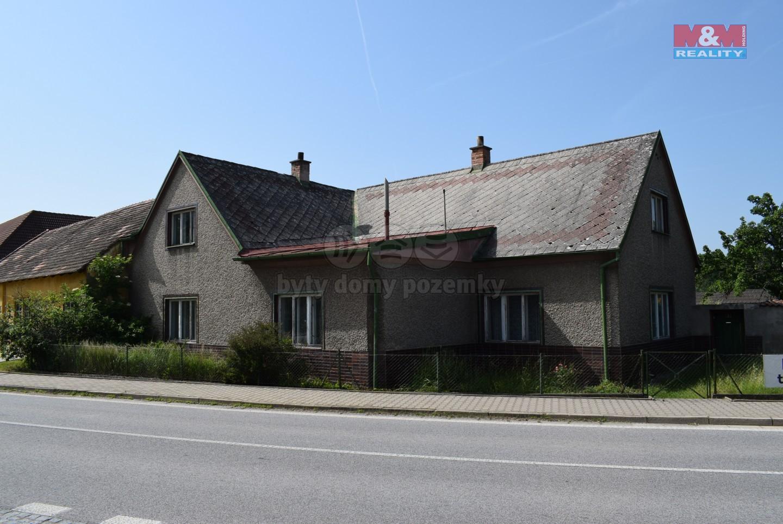 Prodej, rodinný dům 4+1, 170 m2, Zdechovice