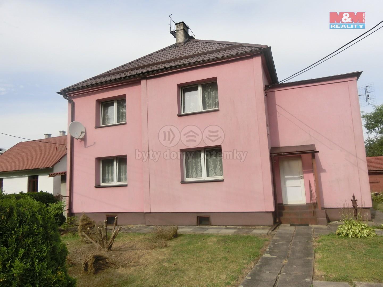Prodej, rodinný dům, Louky nad Olší